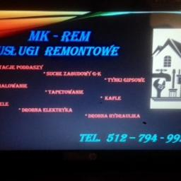 rem-bud - Firma Malarska Brzeg