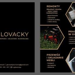 glowacky - Adaptacja Poddasza Czchów