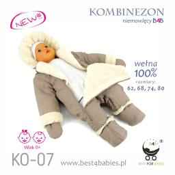 Best For Babies - Wyszywanie Napisów Kamyk