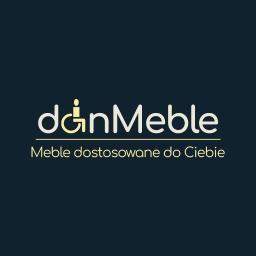 ddnMeble - projekty - Projektowanie wnętrz Toruń