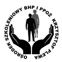 OŚRODEK SZKOLENIOWY BHP I PPOŻ. - Szkolenia Wągrowiec