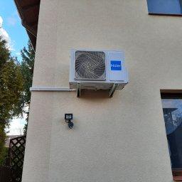 Jednostka zewnętrzna klimatyzatora Haier Tundra Plus 3,6kW