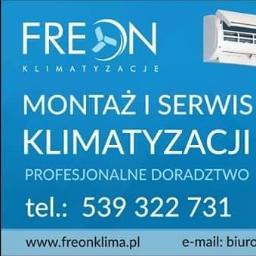 FREON - Łukasz Kowalski - Pompy ciepła Brodnica