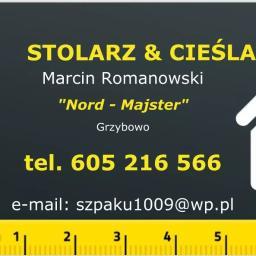 Nord-Majster - Budowa Altany Kołobrzeg