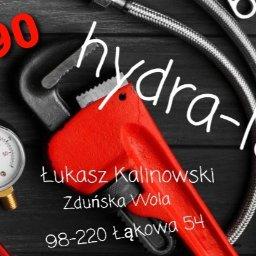 Hydra-luk - Instalacje Wodno-kanalizacyjne Zduńska Wola