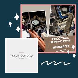 Marcin Gomułka Fotograf / Informatyk - Serwis Komputerowy Warszawa