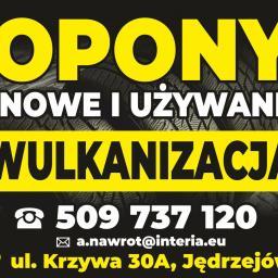 Agnieszka Nawrot Hurtownia Opon Nowych i Używanych Usługi Wulkanizacyjne - Opony, koła, felgi Jędrzejów