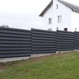 GREG Usługi Ślusarsko-Spawalnicze - Ogrodzenia panelowe Nowe Miasto Lubawskie