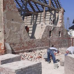 ceglany odzysk - Usługi Budowlane Wałbrzych