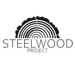 Steelwood project - Schody drewniane Aleksandria