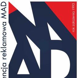 PHU MAD Beata Duda - Projektowanie logo Brzeg