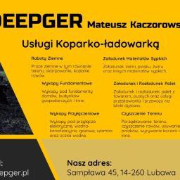 DEEPGER Mateusz Kaczorowski - Fundamenty Sampława