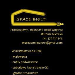 Space Bulid - Malowanie Mieszkań Kraków