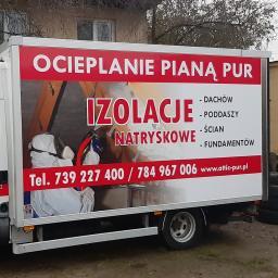 ATTIC -PUR Stanisław Marek - Ocieplanie Pianką PUR Piaseczno
