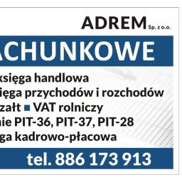 Adrem Sp. z o.o. - Usługi podatkowe Działdowo