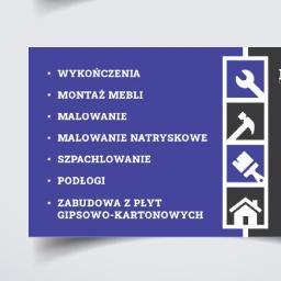 NAW-BUD - Szpachlowanie Rzeszów