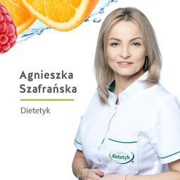 Dobry dietetyk Agnieszka Szafrańska - Dietetyk Częstochowa