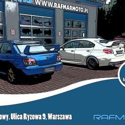 Rafmarmoto - Akcesoria motoryzacyjne Warszawa