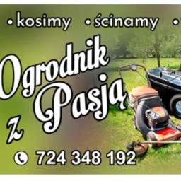 """Prace Ogrodowe """"InPasja"""" - Systemy Nawadniania Ogrodów Inowrocław"""