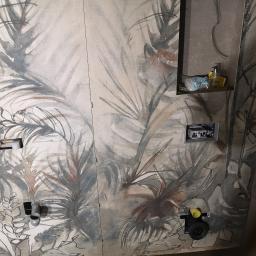 DnL-prace remontowo wykończeniowe - Remont łazienki Płock