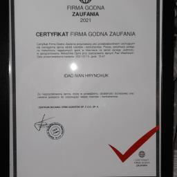 Malarz Warszawa 20