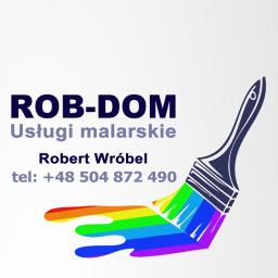 Robert Wrobel - Malowanie elewacji Łódź