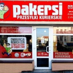 PAKERSI PUNKT PRZESY艁EK KURIERSKICH - Kurier Trzebnica