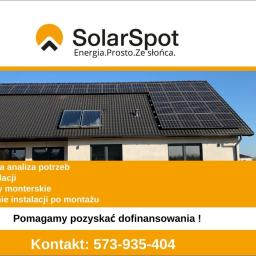 Solarspot sp. z o.o. Komorniki - Pompy Ciepła Cierznie
