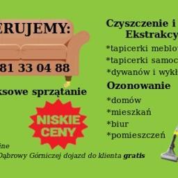 Perfect Clean Service Iwona Strzelecka - Pranie Tapicerki Dąbrowa Górnicza