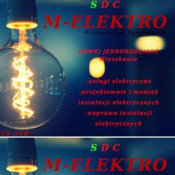 SDC M-ELEKTRO Przemysław Szczepanik - Montaż Oświetlenia Sieradz