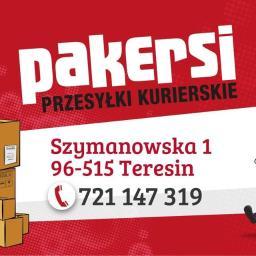 PAKERSI TERESIN - Kurier Teresin
