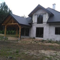 Usługi dekarskie roboty remontowo budowlane - Wymiana dachu Puławy