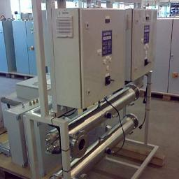 Sterylizatory UV do dezynfekcji wody i cieczy