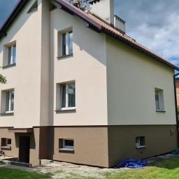 Invest Budowa Sp.z o.o. - Elewacje i ocieplenia Mikołów