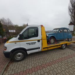 Adek-trans - Transport samochodów Kraków