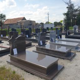 Marmag granit Kamieniarstwo - Parapety na Wymiar Strzegom