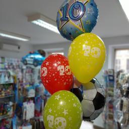 Balony z helem Bydgoszcz