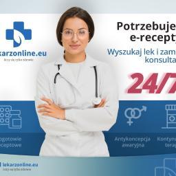 Gabinet internetowy lekarzonline.eu jest odpowiedzią na zmieniające się potrzeby pacjentów w dobie wszechobecnej już i wciąż ewoluującej cyfryzacji. Naszą misją jest zapewnienie kompleksowej obsługi w zakresie konsultacji lekarskiej oraz realizacji recept