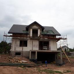 Domy murowane Masłów 3