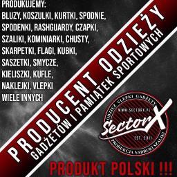 SectorX Wojciech Czarnywojtek - Projektowanie logo Szczecin