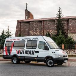 Wulmak Michał Wierciński - Firma transportowa Radom