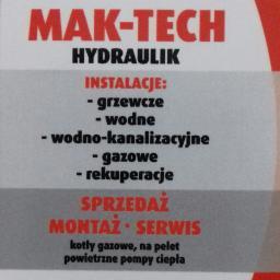 MAK-TECH - Instalacje Świdnica