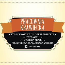 Pracownia Krawiecka - Krawiec Warszawa