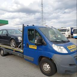 Marcin kisza - Transport samochodów Nowa Sól