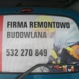 """Firma remontowo-budowlana """"Fix"""" - Naprawa okien Lębork"""