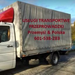 Usługi Transportowe Przeprowadzki - Firma transportowa Przemyśl