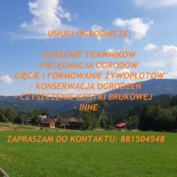Paweł Załoga - Ogrodnik Żory