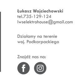 Lws Electro House - Projektant instalacji elektrycznych Radymno