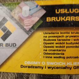 F. H. U. MAR-BUD - Uk艂adanie kostki brukowej Bia艂a Podlaska