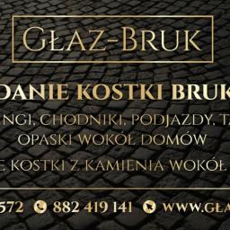 Głaz-Bruk - Kamieniarstwo Szczecin